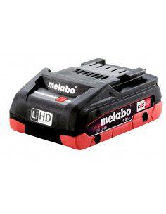 Batterie METABO 18V 4AH...