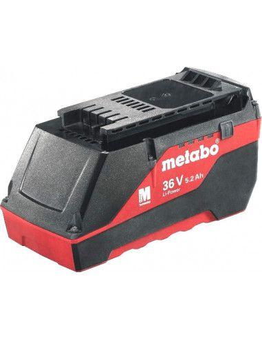 Batterie Metabo 36V 5.2Ah Li-Ion 6.25529