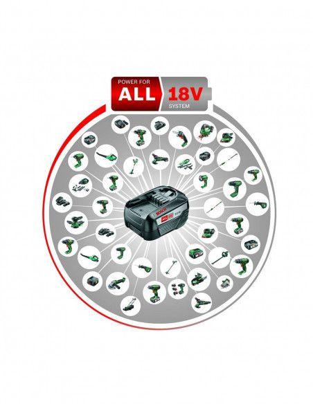 Batterie BOSCH 18V 2.5Ah Gamme verte PBA18/2.5