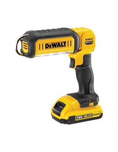 Lampe d'inspection Dewalt DCL050 18V