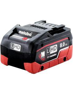 Batterie METABO 18V 8AH Li-ion 625369000 LIHD