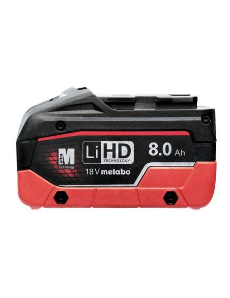 Batterie METABO 18V 8AH Lithium-ion