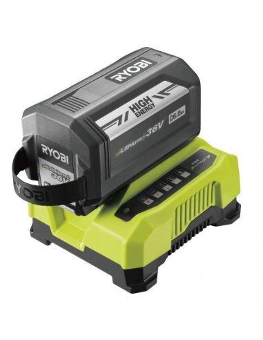 Pack batterie Ryobi 36V 6Ah +...