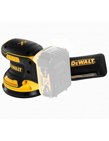 Dewalt DCW210N - Ponceuse excentrique sans fil 18V Ø 125 mm