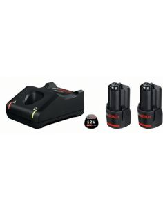 Pack Bosch 2xbatteries 12V...