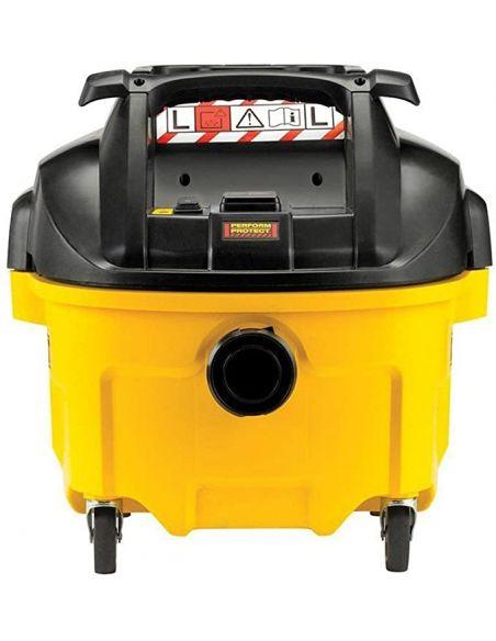 aspirateur dewalt 1400w 30l classe l dwv900l