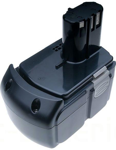 Batterie compatible AKKU POWER RB450 pour batterie hitachi ebm 1830