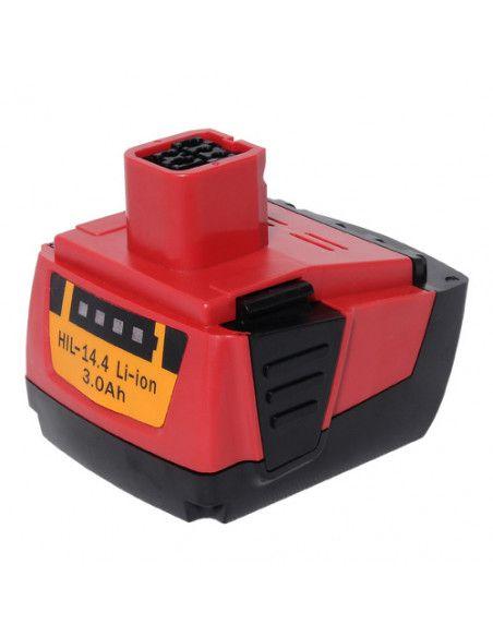 Batterie AKKU POWER RB1169 pour Hilti 14,4V 4Ah Li-Ion type B144