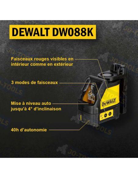 infographie-laser-dewalt-dw088k-xj