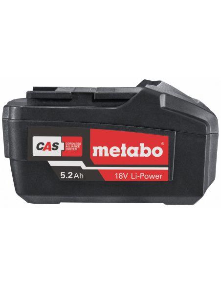 batterie-metabo-18v-5.2ah