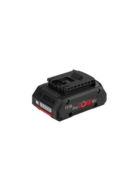 Batteries ProCORE 18V 4Ah avec perceuse visseuse BOSCH 18V GSR18V-55 (1 600 A01 6GB)