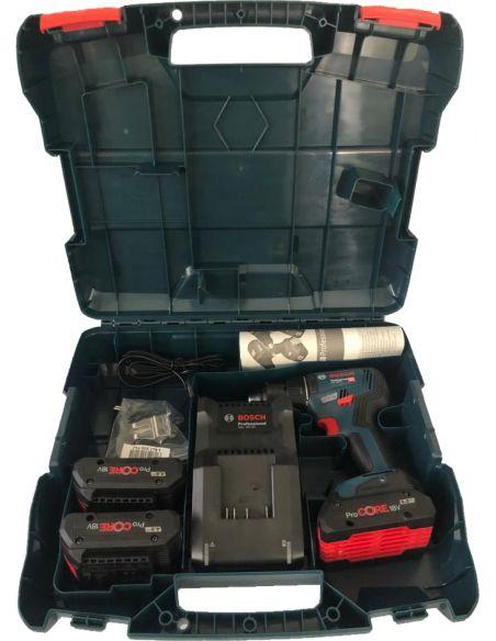 Composants de la référence BOSCH GSR 18V-55 0615990L4P