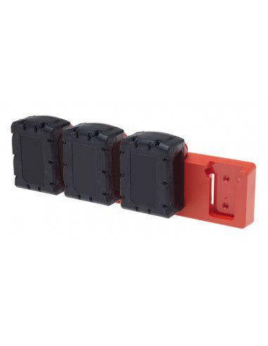 Support de batteries 48TOOLS pour 4...