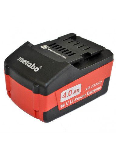 Batterie METABO 18V 4AH Li-ion 6.25591