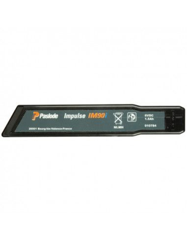 Batterie PASLODE  6V 1.5Ah Ni-Mh 013227