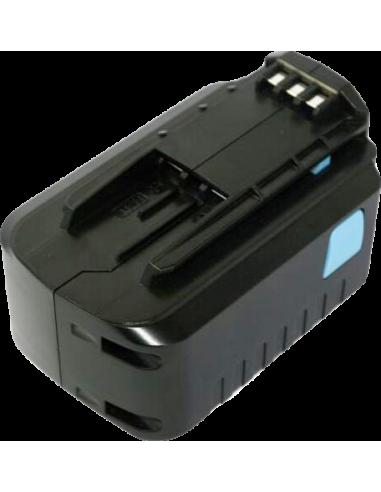 Batterie AKKU POWER RB1298 pour FESTOOL / PROTOOL 18V 4Ah Li-ion type BPC18Li/BP18