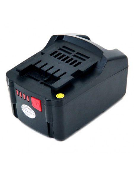 Batterie AKKU POWER RB6026 pour METABO 18V 3Ah Li-ion type 6.25455