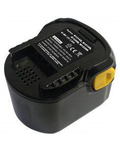 Batterie AKKU POWER RB145 pour AEG/RIDGID /WURTH MASTER 12V 2AH NI-MH