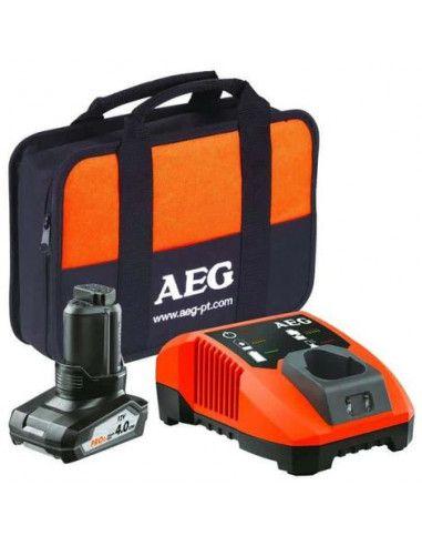 Pack démarrage AEG SETL1240BL (2 x...