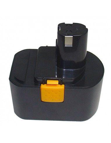 Batterie AKKU POWER RB8016 pour RYOBI / ALEMITE 14.4V 3Ah Ni-Mh type BPP1417