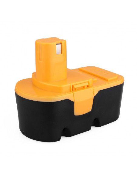 Batterie AKKU POWER RB8025 pour RYOBI 18V 2Ah Ni-Mh type BPP1820