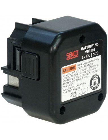 Batterie MAX /SENCO 6V 1.5Ah Ni-Mh...
