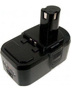 Batterie AKKU POWER RB8056 pour RYOBI 18V 3Ah Li-ion type P103 ONE+