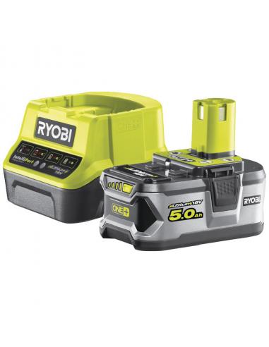 Pack batterie RYOBI 18V RC18120-150...