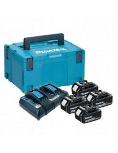 Pack Batteries Makita 5Ah (...