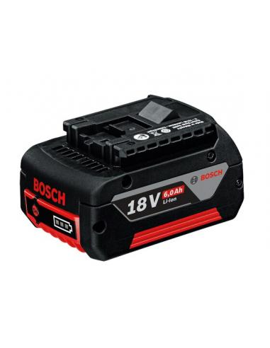 Batterie BOSCH 18V 6Ah Li-ion GBA18/6