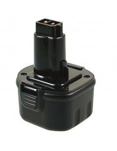 Batterie AKKU POWER RB345 pour DEWALT 9,6V 2Ah Nimh