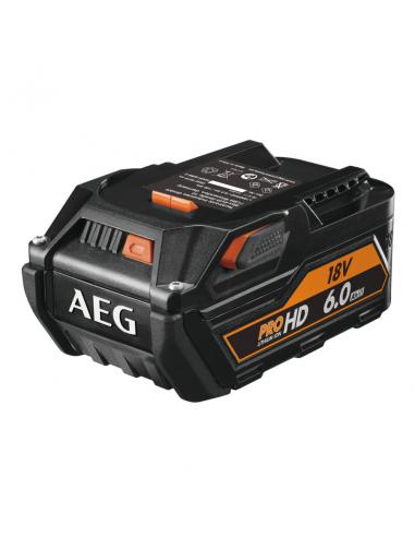 Batterie AEG PRO LITHIUM HD 18V 6Ah...