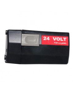Batterie AKKU POWER RB1026 pour MILWAUKEE 24V 3Ah Ni-Mh