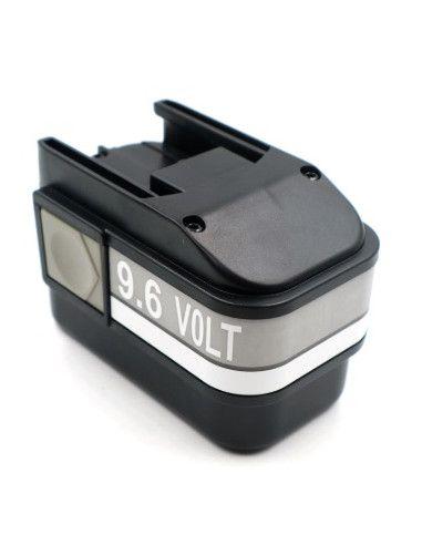 Batterie AKKU POWER RB155 pour MILWAUKEE 9,6V 2Ah Ni-Mh