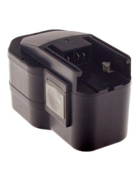 Batterie AKKU POWER RB166 pour MILWAUKEE 12V 3Ah Ni-Mh
