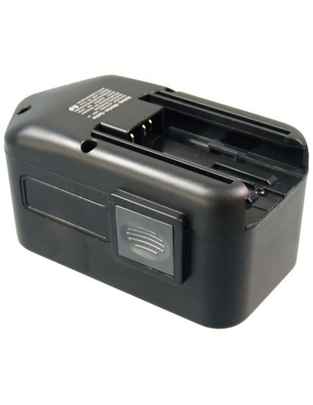 Batterie AKKU POWER RB185 pour MILWAUKEE 18V 2Ah Ni-Mh