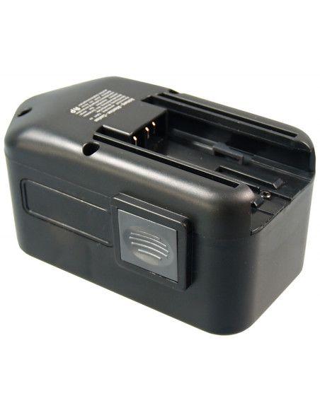 Batterie AKKU POWER RB186 pour MILWAUKEE 18V 3Ah Ni-Mh