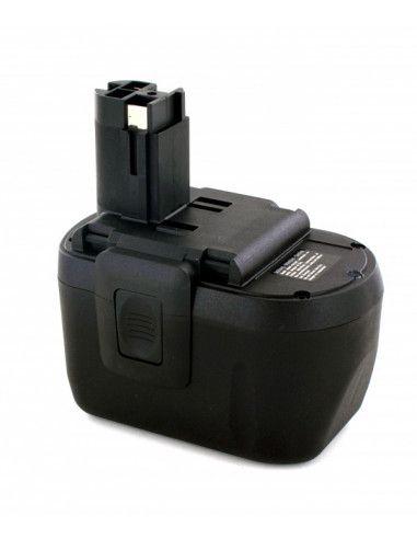 Batterie AKKU POWER RB2115 pour BOSCH  24V 2Ah Nimh