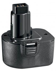Batterie AKKU POWER RB354 pour BLACK&DECKER / ALEMITE 12V 2Ah Ni-Mh