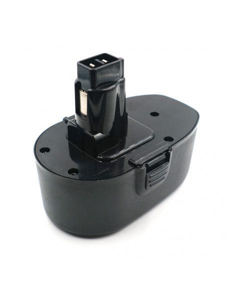 Batterie AKKU POWER RB365 pour BLACK&DECKER 18V 2Ah Ni-Mh type A9282