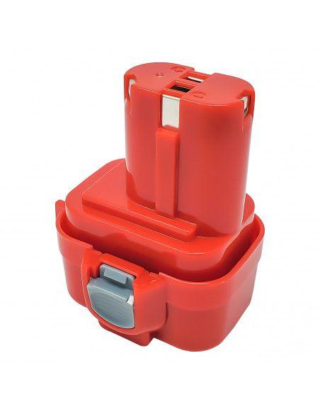 Batterie AKKU POWER RB521 pour Makita 9,6V 1,5Ah Nimh