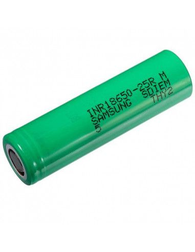 Accu rechargeable SAMSUNG 18650 3,6V...