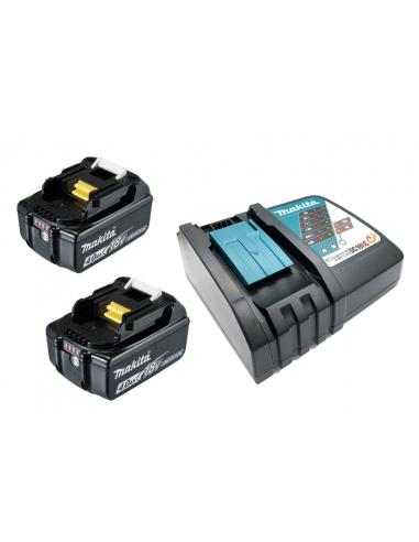 Pack batterie Makita 18V 4Ah Li-ion (...