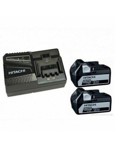 Pack batterie HITACHI / HIKOKI 18V Ah...