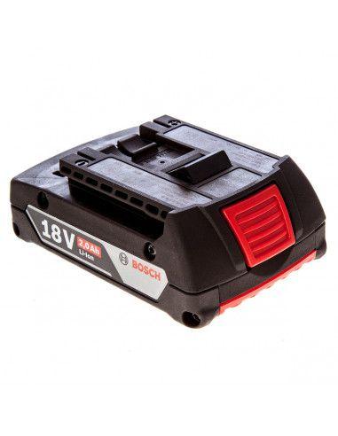 Batterie BOSCH 18V 2Ah Li-ion GBA18/2