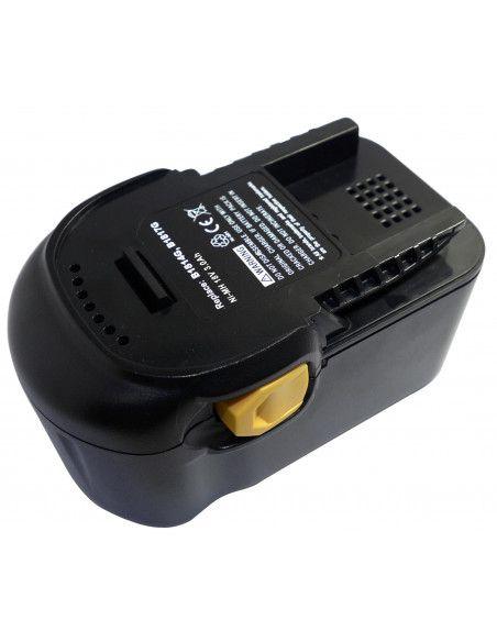 Batterie AKKU POWER RB1016 pour AEG / RIDGID / WURTH MASTER 18V Ni-Mh 3Ah