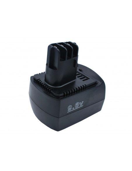 Batterie AKKU POWER RB638 pour METABO 9.6V 2.Ah Ni-cd type 6.25471