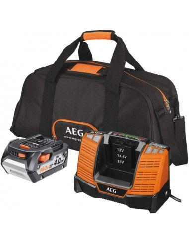 Pack démarrage AEG SETLL1850BL...