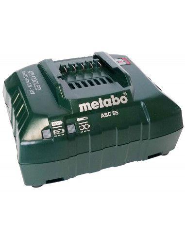 Chargeur METABO 12-36V Li-ion ASC55