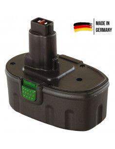 Batterie AKKU POWER P316 pour Dewalt 18V 3Ah Nimh type DE9096